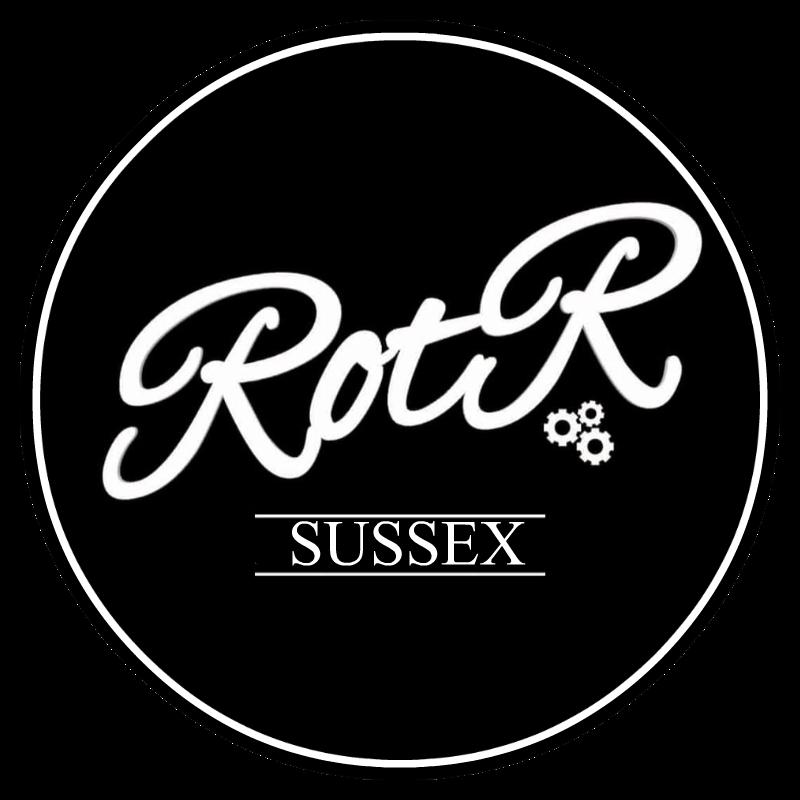 rotr round logo ring